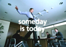 someday is today image